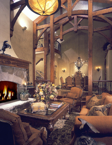 William Mammen traditional-living-room