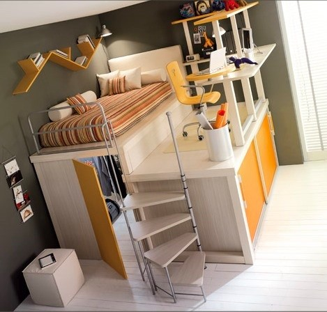 Loft Idea contemporary