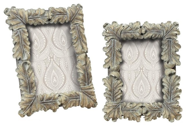Florintine Scroll Picture Frames S/M rustic-frames