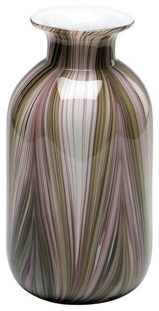 Cyan Design Lighting 02918 Large Feather Vase transitional-vases