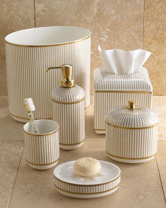 Pinafore Tumbler traditional-bathroom-accessories