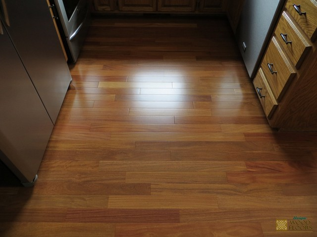 Brazilian Teak Cumaru Light Hardwood Flooring traditional wood flooring