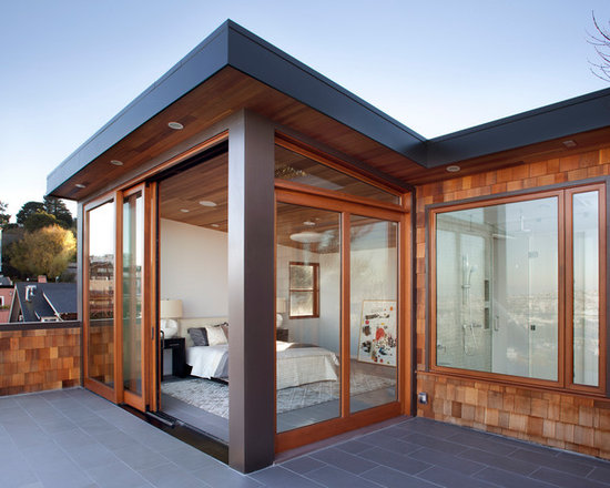 Quantum Windows & Doors | McElroy Architecture - Paul Dyer  Photography: