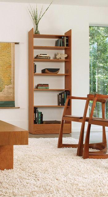 Living room with Skram Furniture collection contemporary-living-room