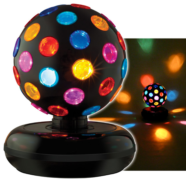Rotating Disco Ball 6M - Multi Colored - Contemporary - Novelty Lighting - chicago - by LumiSource