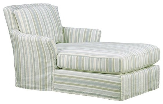Slipcover Only for Portico Chaise contemporary-indoor-chaise-lounge-chairs