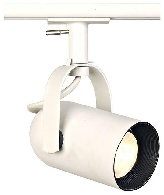 par16 track bullet modern track lighting by lamps plus. Black Bedroom Furniture Sets. Home Design Ideas