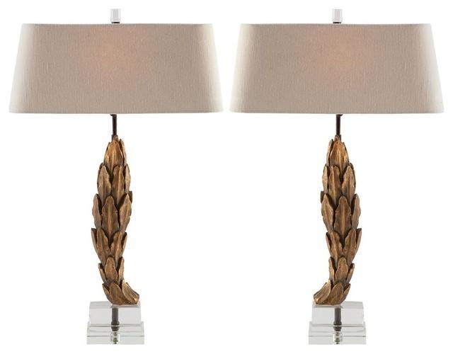 Aidan Gray Olympus Lamp Set traditional-table-lamps