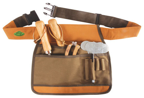 Garden tool belt contemporary gardening accessories for Gardening tools and accessories