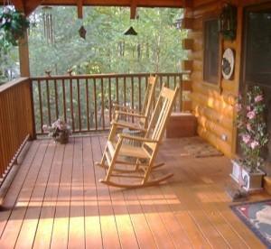 Log Home Repairs