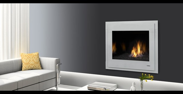 Heat Glo 6000 Modern Gas Fireplace Modern Indoor