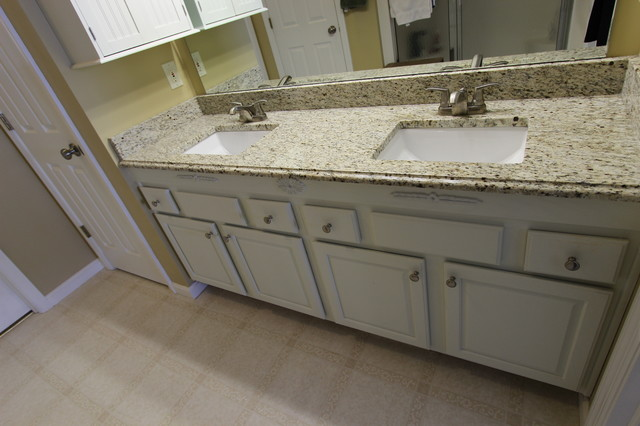 Master Bath Updates Medina Oh 1 Traditional Vanity Tops And Side Splashes Cleveland