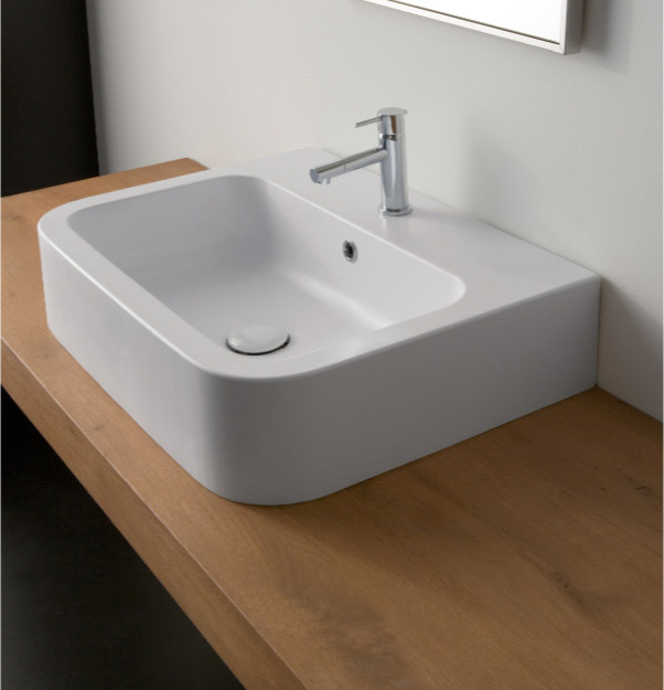 ... Rectangular Vessel Sink - Contemporary - Bathroom Sinks - philadelphia
