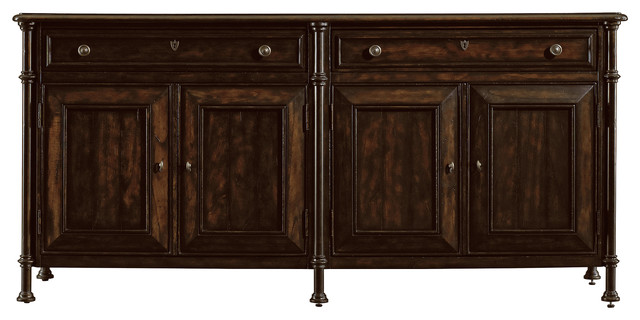 European Farmhouse Campagne Cabinet traditional-storage-cabinets