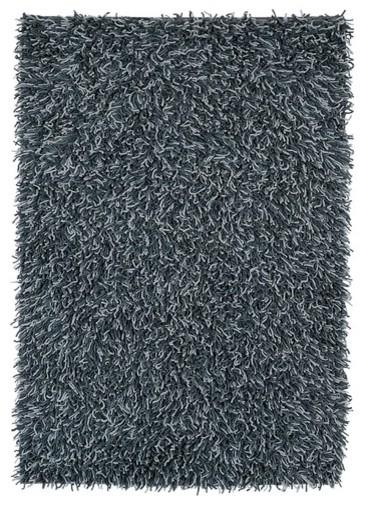 Cuks Grey Rug modern-rugs