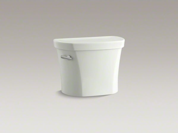 "KOHLER Wellworth(R) 1.28 gpf tank, 14"" rough-in with Insuliner(R) tank liner and contemporary-toilet-accessories"