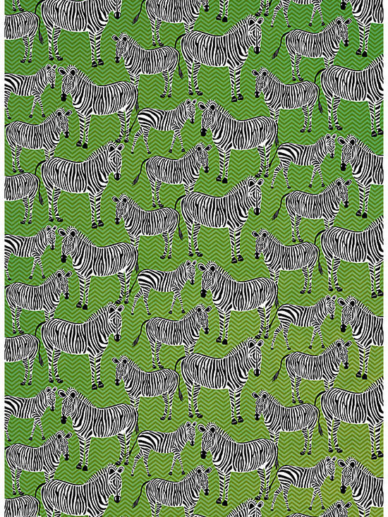 Zebras Wrapping Paper -