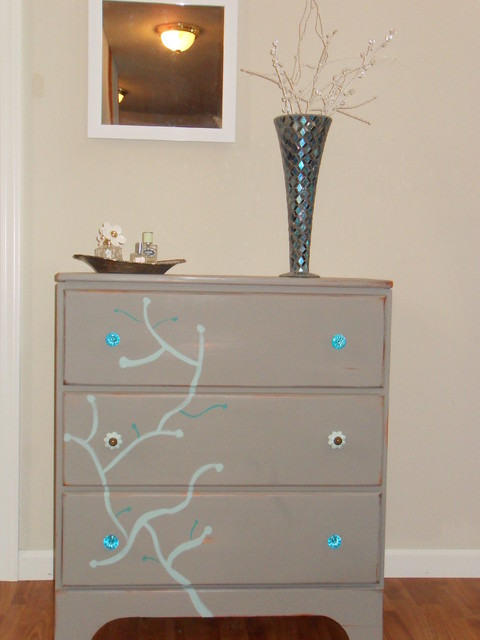 Painted Furniture contemporary