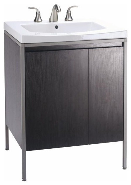 Kohler Persuade Vanity Cabinet - modern - bathroom vanities and ...