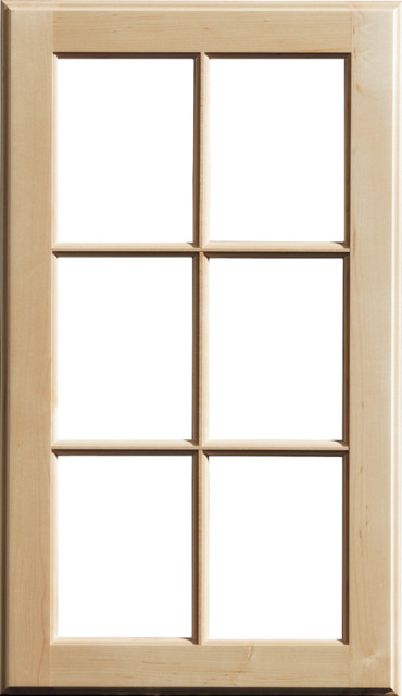 Dura Supreme Cabinetry Mullion Doors - Traditional - Kitchen Cabinetry - minneapolis - by ...