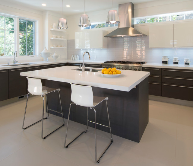 Spec House Costa Mesa Ca Contemporary Kitchen By Porcelanosa Usa