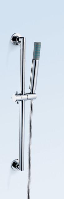 Dornbracht Tara sliding shower set showerheads-and-body-sprays