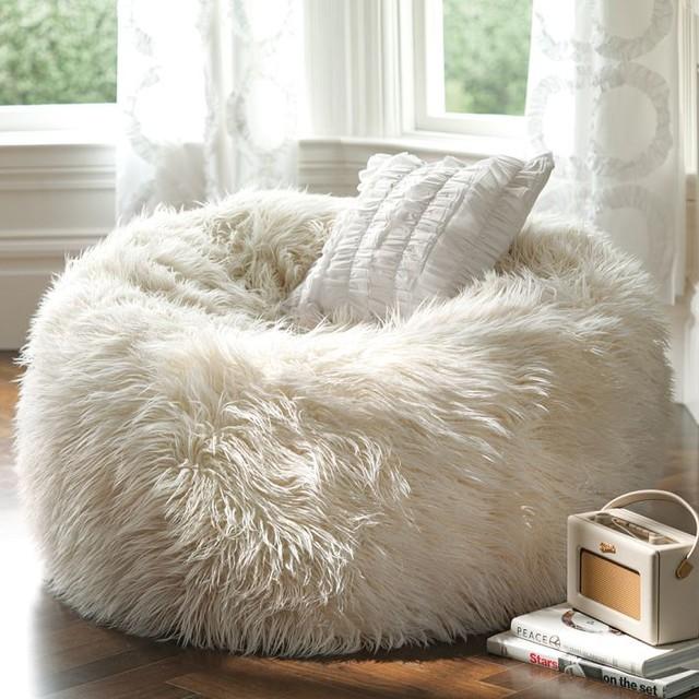 Furlicious Beanbag contemporary-living-room-chairs