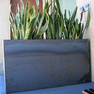 Metal Planters modern-indoor-pots-and-planters
