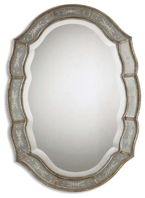 Uttermost Fifi Mirror contemporary-mirrors