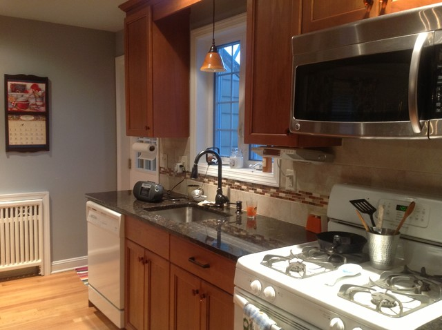 Kitchens by Woodbridge Builders traditional-kitchen