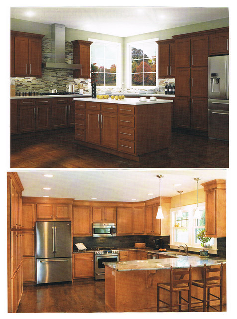 10x12 replacement kitchen cabinets transitional kitchen