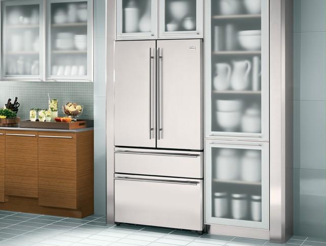 Ge Monogram French Door Refrigerator Contemporary