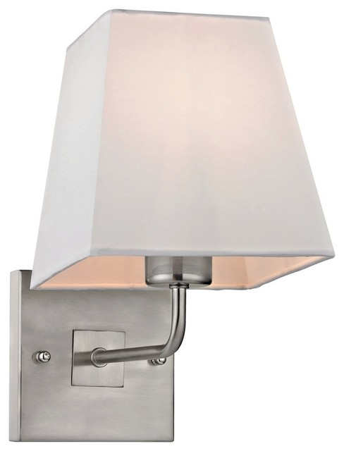 Elk Lighting-17152/1-Beverly - One Light Wall Sconce contemporary-wall-lighting