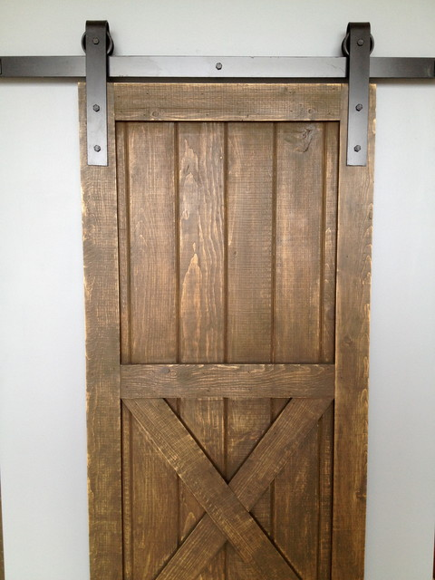 Barn door hardware barn door hardware for interior doors for Indoor sliding doors
