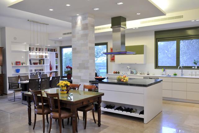 צילום אדריכלי living-room