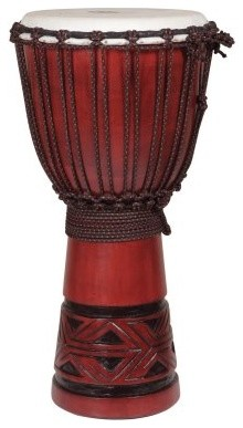 X8 Drums Celtic Labyrinth Djembe Drum modern-baby-bedding
