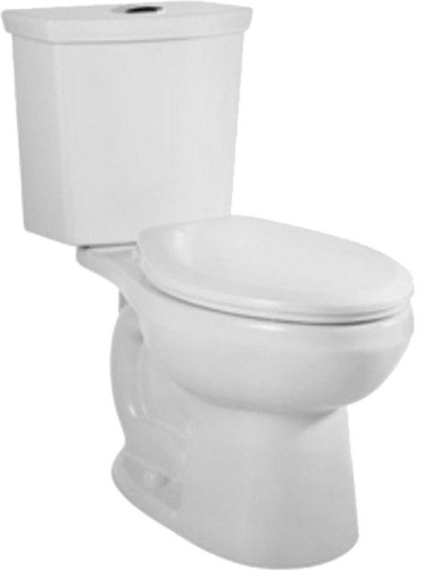 Bathroom American Standard Portsmouth With Perfect Casual: American Standard 2887.216.020 H2Option Dual Flush