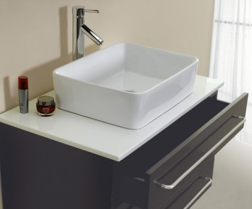 Vessel Sink Vanities - contemporary - bathroom vanities and sink