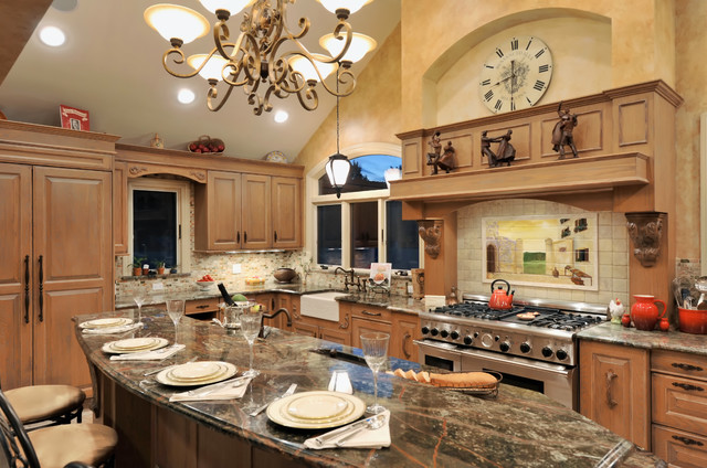 Kitchen Designs By Ken Kelly Inc Traditional