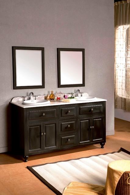 Helios Double Vanity bathroom-vanities-and-sink-consoles