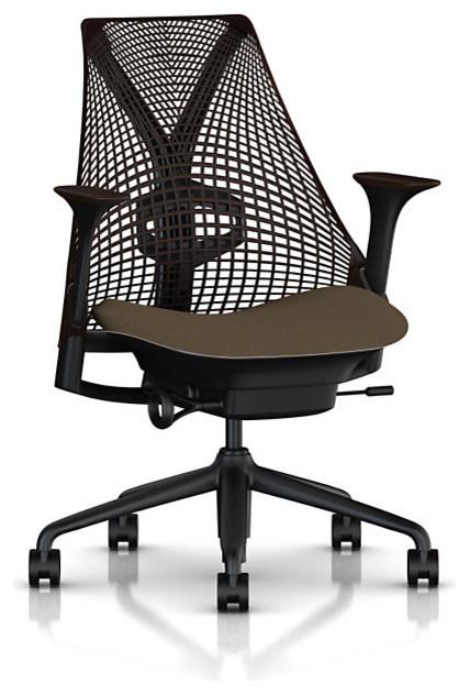 Sayl Chair, Adjustable Arms and Lumbar modern-task-chairs