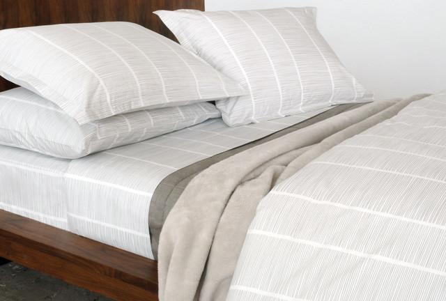 Pins 100% Organic Cotton Pillowcases modern-pillowcases-and-shams