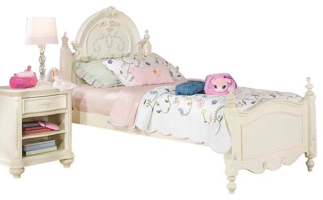 Lea Jessica Mcclintock 4 Piece Kids 39 Bedroom Set In