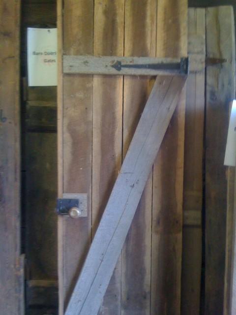 Barn Doors interior-doors
