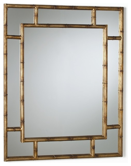 Porter Mirror - Contemporary - Wall Mirrors - by Masins Furniture