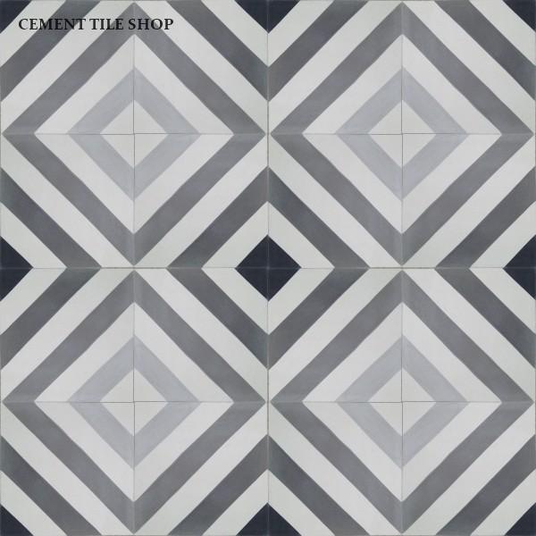 In Stock Cement Tile floor-tiles