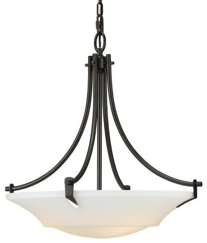 Barrington Bowl Pendant No. 2245 by Feiss modern-pendant-lighting
