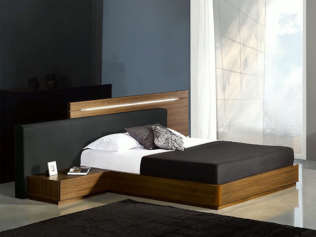Lazzoni Double Headboard Bed Headboards