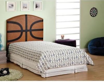 Basketball Padded Upholstered Headboard modern-headboards
