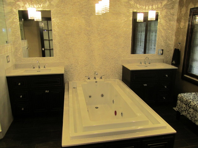 O'Neil Vintage Bathroom traditional-bathroom-vanities-and-sink-consoles